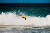Dans les vagues — Photo