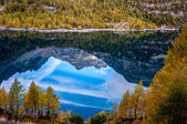 Mirror lake — Stockfoto