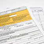 税的计算 — 图库照片