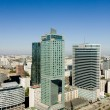 Stock Photo: Panorama of Warsaw
