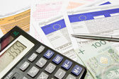 Polish contribution VAT-UE — Stock Photo