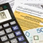 belastingen — Stockfoto