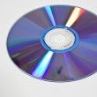 the dvd cd — Stock Photo