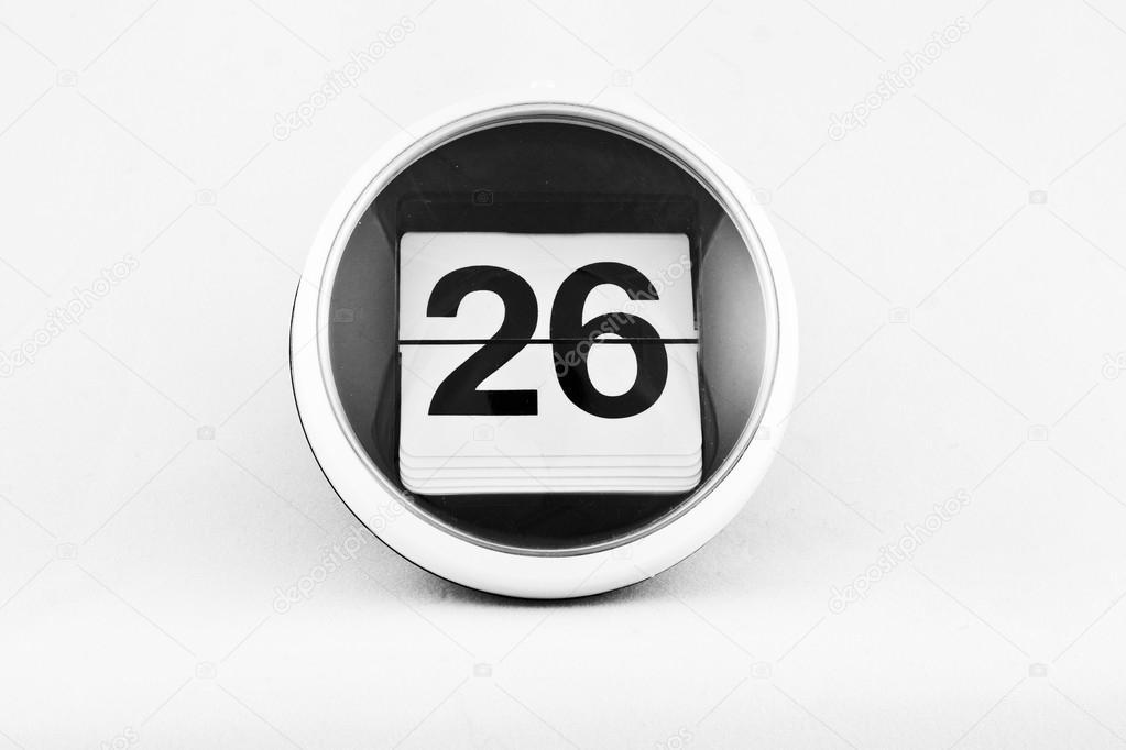 Daily calendar 26 Photo bzyxx 20638805 – Daily Calendar