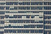 Modern building windows — Stock Photo