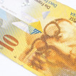 Swiss francs - Stock Photo