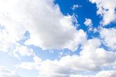 пейзаж небо с облаками — Стоковое фото