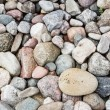 The gray stones as a background — Stock Photo
