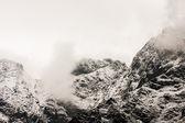 Polish Tatra Mountain rocks — Stock Photo