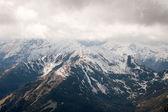 Panorama of Polish Tatra mountains — Stock Photo