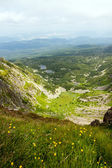 Mountains Karkonosze in Poland — Stock Photo
