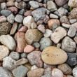 Different stones as a background — Stock Photo