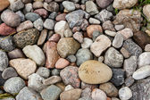 Different stones as a background — Foto de Stock