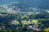 City landscape Szklarska Poreba Poland — Stock fotografie