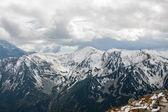 Polish Tatra mountains in winter — Zdjęcie stockowe