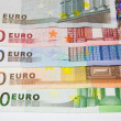 Money in Currency Euro — Stock Photo