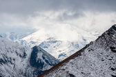 Tatry Mountains in winter — Stock Photo