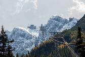 Top Kasprowy in the Polish Tatra Mountains — Foto Stock