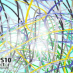 Ribbon background — Stock Vector #20118551