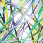 Ribbon background — Stock Vector #20118547