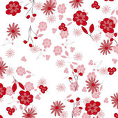 Flower background — Stok Vektör