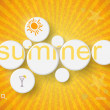 Summer — Stock Vector #24430595
