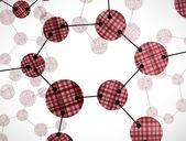 молекула днк — Cтоковый вектор