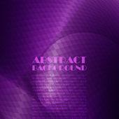 Purple background — Stock Vector