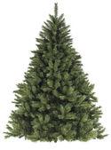 Artificial christmas tree — Stock Photo