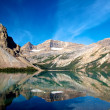 Stock Photo: Quiet Bow Lake