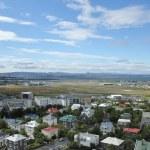 Reykjavik Airport 2 — Stock Photo