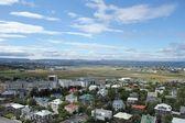 Reykjavik flughafen 2 — Stockfoto