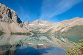 Bow Lake Reflections 2 — Stock Photo