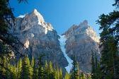 Steep Glacier — Stock Photo