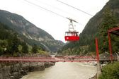 Hells Gate Cablecar — Stock Photo