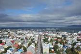 Reykjavik View — Stock Photo