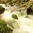 Long exposure brook WB — Stock Photo
