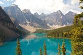 Rocky Mountain Lake — Stock Photo