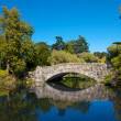 Stock Photo: Old Stone Bridge 057
