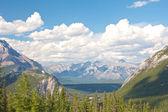 Rocky Mountain Valley — Stock Photo