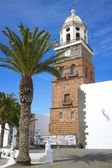 Teguise Church 1 — Stock Photo