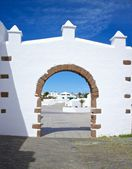 Lanzarote Gate 2 — Stock Photo