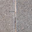 Stock Photo: Cracked concrete
