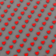 3d hearts background — Stock Photo #33085399