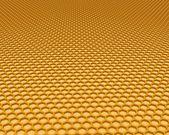 Honeycomb bakgrund — Stockfoto
