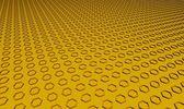 Yellow honeycomb — Stock Photo