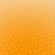 Stock Photo: Honeycomb