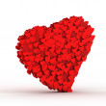 Love Heart — Stock Photo #41400177