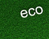 Eco sign — Stock Photo