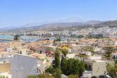 Город Ретимно — Стоковое фото